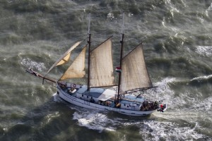 Passage Inverness to Amsterdam 2018 - Flying Dutchman